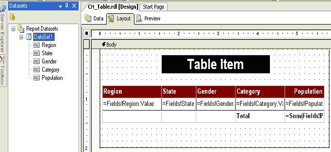 Developing Report :: SQL Server Reporting Services:: www